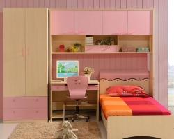 成都定制家居儿童房系列